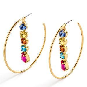 BaubleBar Jewelry - 🌈 BAUBLE BAR Claudina Drop Earrings